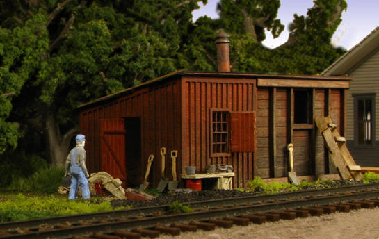 2212 Pump House And Coal Shed